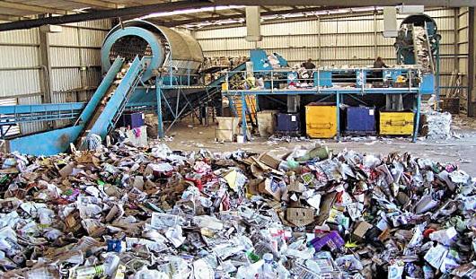 В Удмуртии будут перерабатывать мусор со всего ПФО