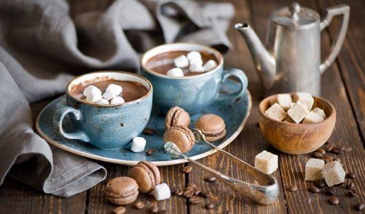 5 причин для ижевчан выпить чашку горячего шоколада