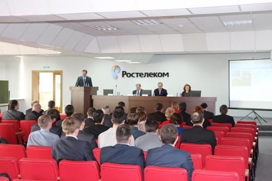 «Ростелеком» представил проект устранения цифрового неравенства на коллегии агентства информатизации и связи Удмуртии