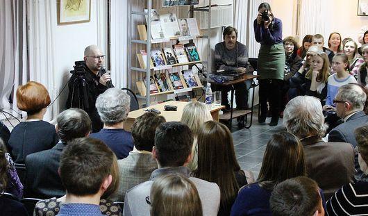 Алексей Иванов в Ижевске: самые интересные высказывания культового писателя