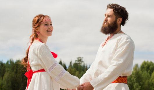 Ижевские молодожены 2014: выбираем пару, свадебное платье и признание в любви