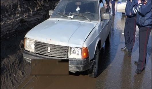 В Ижевске на пешеходном переходе легковушка сбила двух школьниц