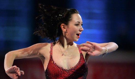 Фигуристка из Удмуртии Елизавета Туктамышева исполнила тройной аксель на турнире в Санкт-Петербурге