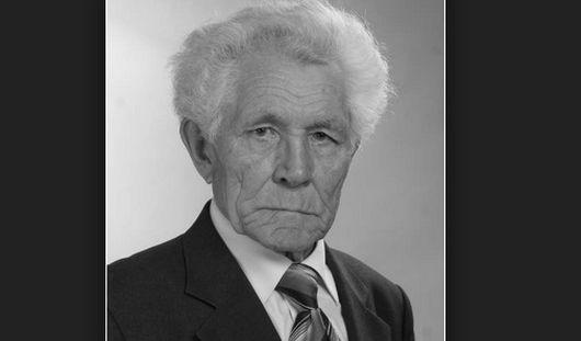 Ушел из жизни доктор филологических наук, профессор Иван Тараканов