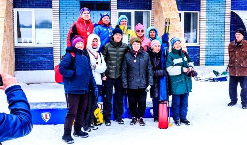Фотофакт: Максим Вылегжанин наградил победителей «Лыжни Удмуртии»