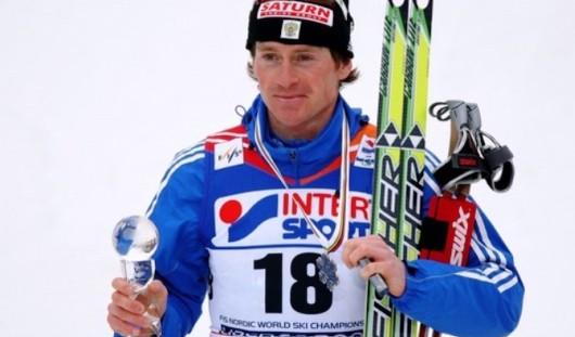 Лыжник из Удмуртии Максим Вылегжанин стал лауреатом премии «Золотой пьедестал» по итогам февраля