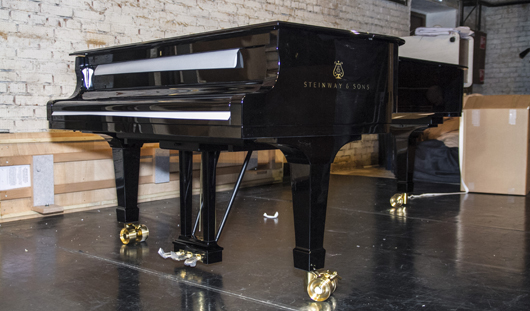 Для роялей Steinway за 7,7 млн рублей в Удмуртской филармонии установят климат-контроль