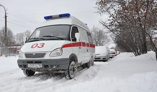 В Ижевске «четырнадцатая» сбила пешехода и скрылась с места ДТП