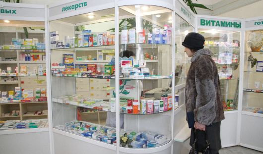Александр Соловьев: 50% аптек Удмуртии должны быть государственными