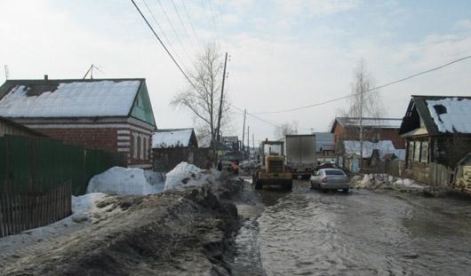 Жителей Первомайского района Ижевска подготовили к паводку