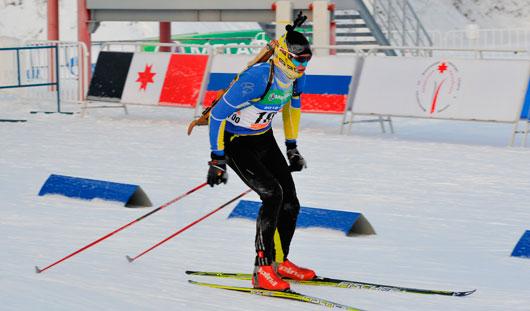 Сборная команда Удмуртии стала первой на Первенстве России по лыжным гонкам среди глухих