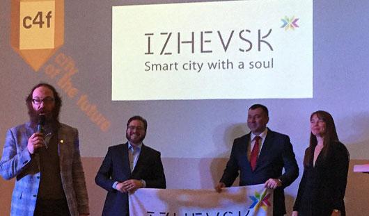 Ижевский Форум Живых городов получил высокую оценку на Международном форуме в Давосе
