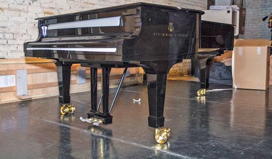 Денис Мацуев в Ижевске сыграет на рояле стоимостью 7,7 миллионов рублей