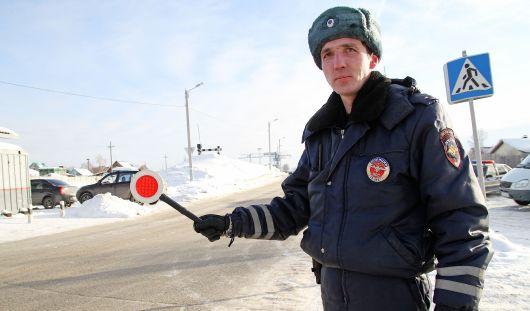 Передвижной пост ГИБДД будет дежурить на границе Удмуртии с Татарстаном