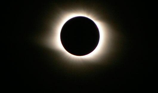 Ижевчане увидят солнечное затмение