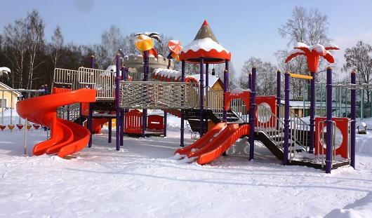 Детская площадка для детей-инвалидов появится в Ижевске