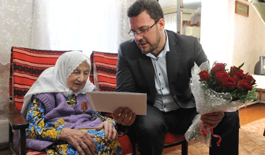 Секреты долголетия самой пожилой ижевчанки