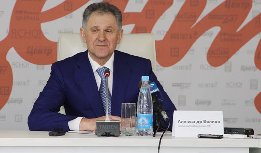 Александр Волков: «Бояться кризиса не надо. Надо работать!»
