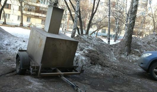 Ижевский Емеля, перекрытие Авангардной и новый автобусный маршрут: о чем утром говорят горожане