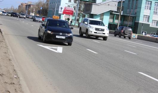 Летом в Ижевске полосы для общественного транспорта появятся на улицах Новоажимова и Кирова
