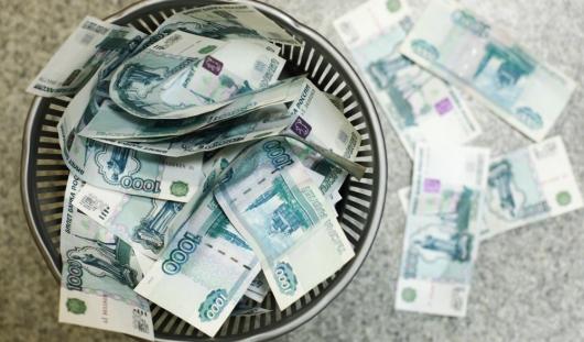 Курс рубля достиг точки равновесия