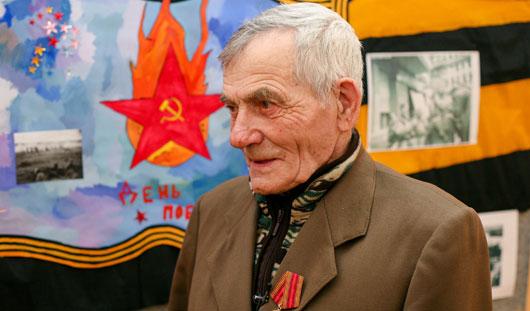 Ижевским ветеранам вручили юбилейные медали