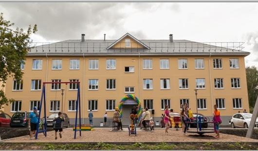 1117 семей Ижевска в прошлом году переехали в новые квартиры