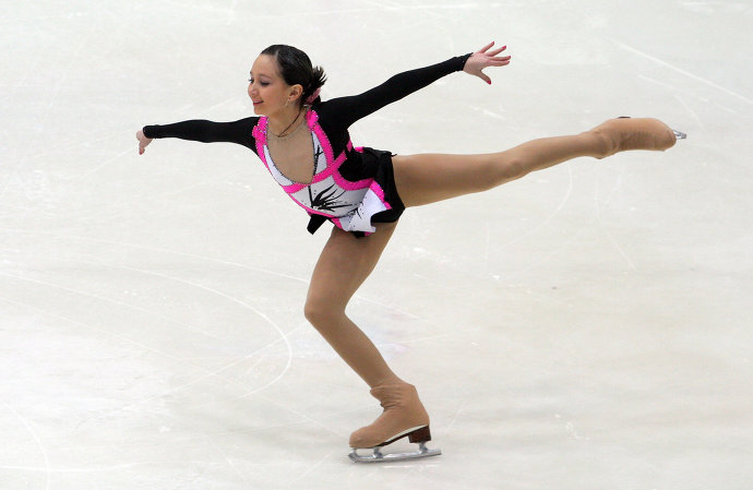 Фигуристка из Удмуртии Елизавета Туктамышева исполнит тройной аксель на чемпионате мира