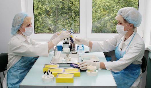 Где ижевчанам поставить прививку против клещей?