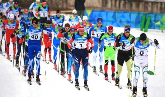 Спортсменка из Удмуртии выиграла три медали на первенстве России по лыжным гонкам и биатлону среди лиц с нарушением зрения
