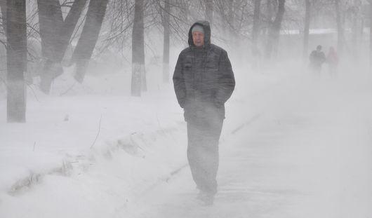 Во вторник в Ижевске ожидается сильный ветер