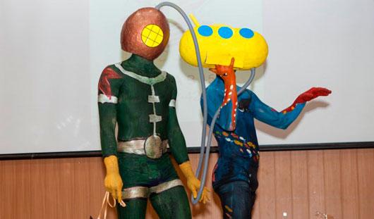 Резонансный конкурс боди-арта в ИжГТУ: наказывать никого не будут