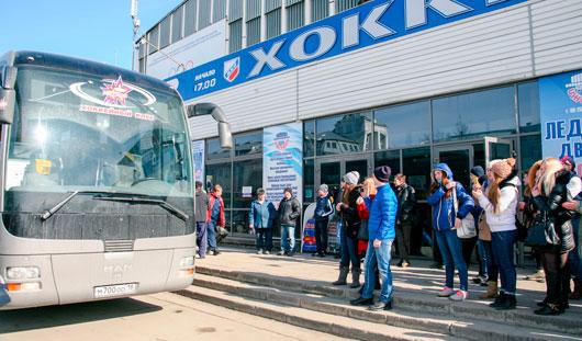 Купить билет на полуфинальные матчи «Ижстали» можно будет от 300 до 700 рублей