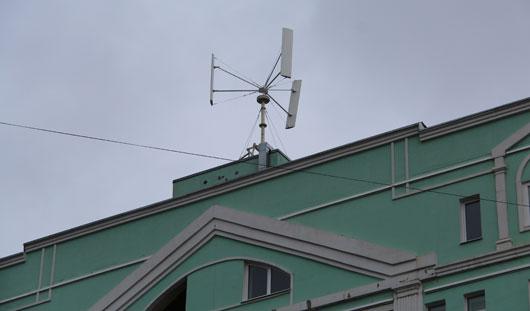Как используют энергию ветра в Ижевске?