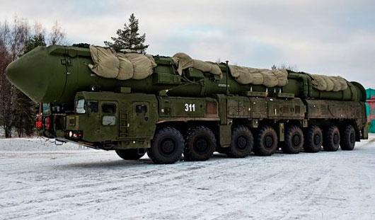Минобороны России успешно закончило испытание воткинской баллистической ракеты «Рубеж»