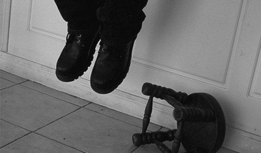 В отделе полиции Ижевска повесился мужчина