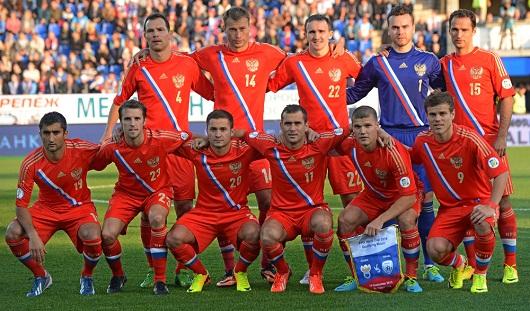 Матч между сборными России и Черногории не будет доигран