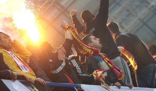 Футбольной сборной Черногории может быть засчитано техническое поражение в матче с Россией