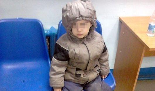 Полицейские Ижевска нашли родителей мальчика, потерявшегося в торговом центре