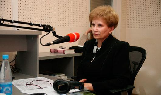 Ректор УдГУ Галина Мерзлякова ответила на вопросы о грядущей реструктуризации вуза