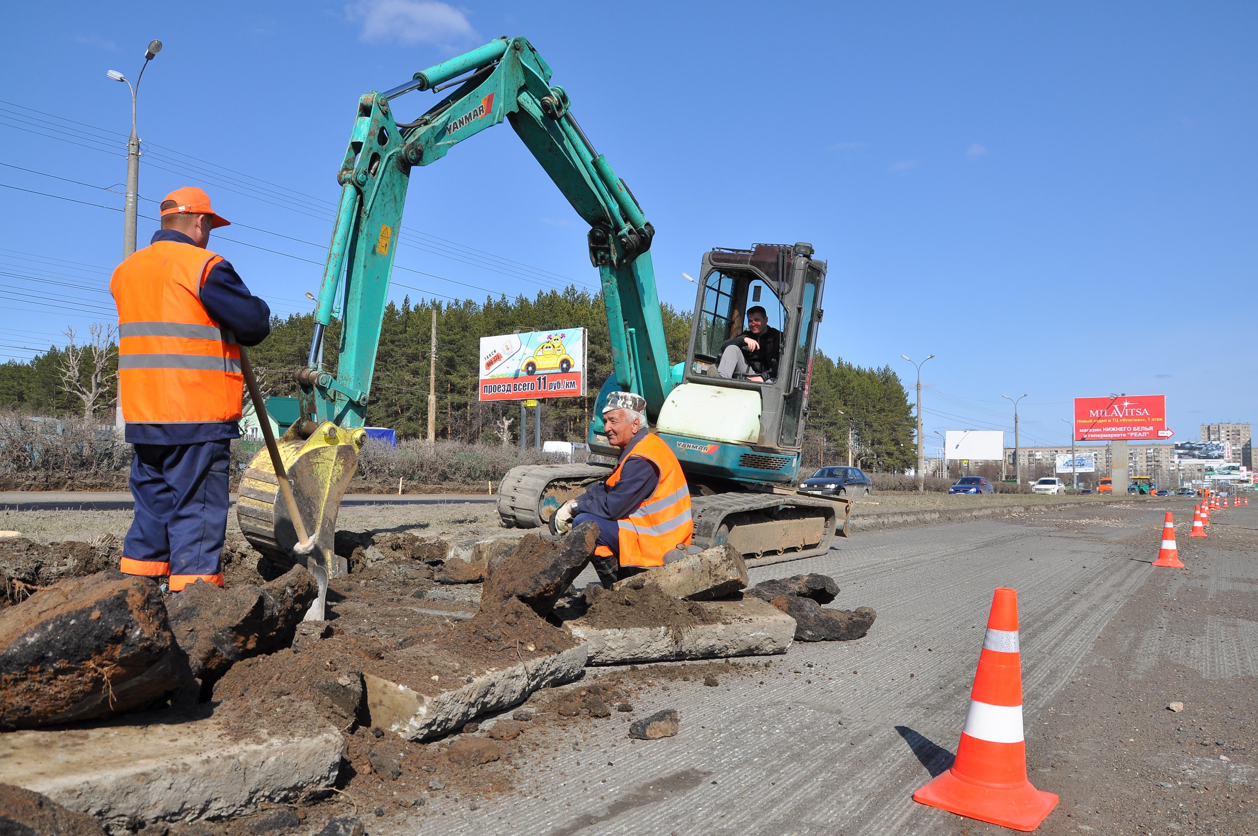 Минтранс проконтролирует подготовку к началу дорожно-строительного сезона в Ижевске