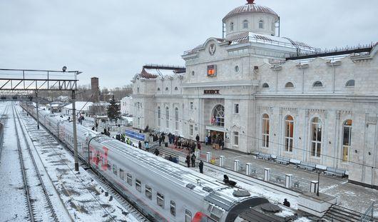 От Ижевска до Москвы пустят дополнительный поезд
