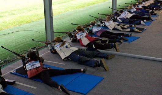 Стрелки из Удмуртии выиграли золотые медали на первенстве России
