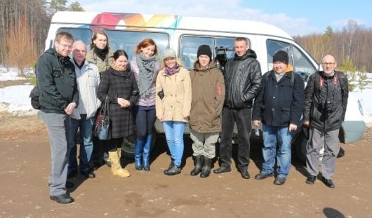 «Ростелеком» познакомил журналистов и блогеров с инфраструктурой связи в Удмуртии