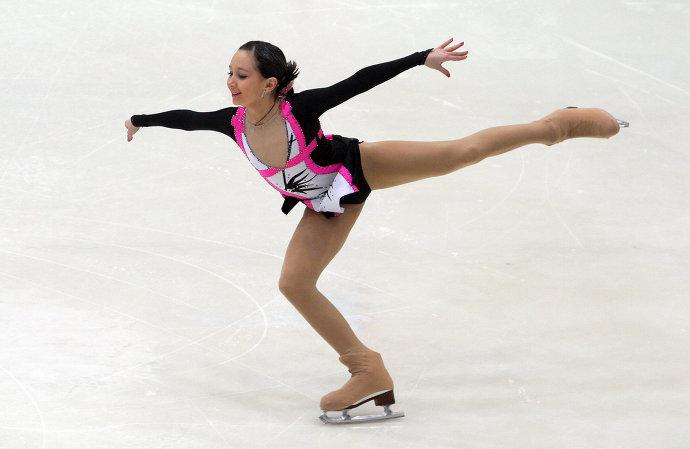 Фигуристку из Глазова Елизавету Туктамышеву признали лучшей спортсменкой марта