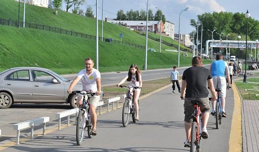 К началу лета в Ижевске будет организована сеть велопроката