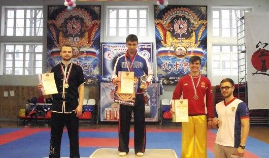 Ижевчанин Линар Багаутдинов завоевал две медали на первенстве России по кикбоксингу