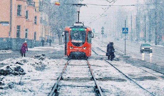 Апрельский снегопад и день рождения Ижевска: чем запомнилась городу эта неделя