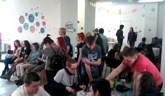 11 и 12 апреля в Ижевске проходит ежегодная бесплатная ярмарка
