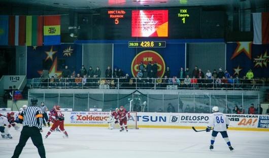Финал плей-офф в хоккее, восточные единоборства и бодибилдинг - спортивные мероприятия для ижевчан на этой неделе